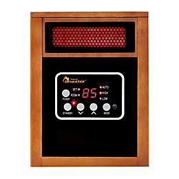 Dr. Infrared Heater™ Quartz Portable Heater in Cherry