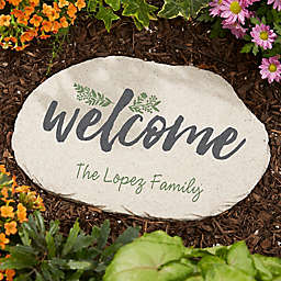 Cozy Home Personalized Garden Stone