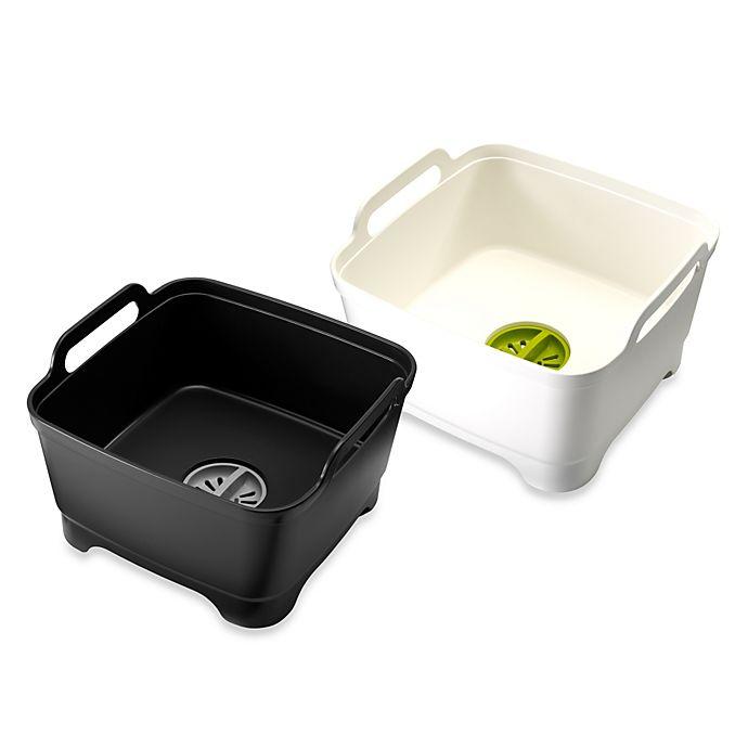 Alternate image 1 for Joseph Joseph® Wash and Drain Dish Pan