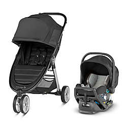 Baby Jogger City Mini 2 Travel System in Jet