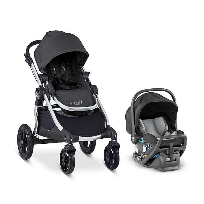 Alternate image 1 for BabyJogger® City Select® Travel System in Jet