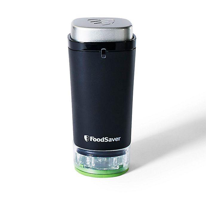 Alternate image 1 for FoodSaver® Handheld Food Vacuum Sealer