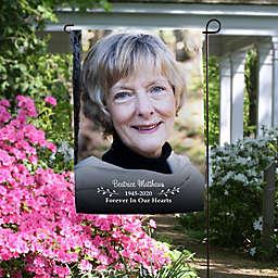 Photo Memorial Personalized Garden Flag