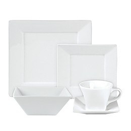 Everyday White®  by Fitz and Floyd® Square Dinnerware