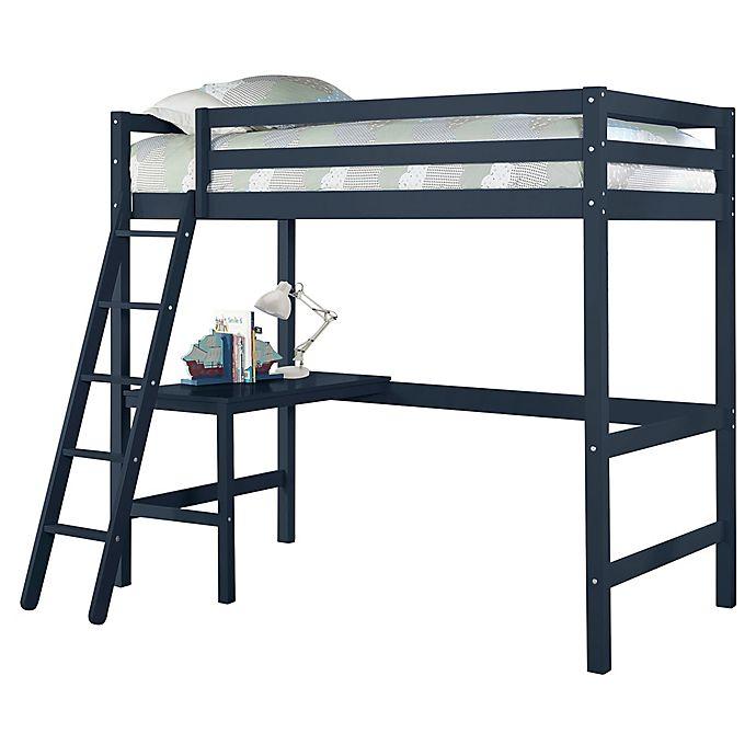 Alternate image 1 for Hillsdale Furniture Caspian Loft Bed