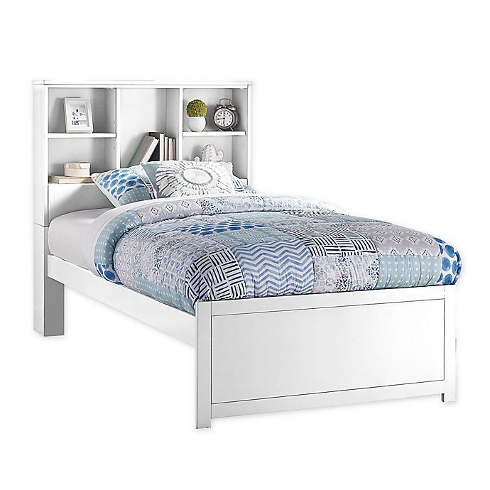Alternate image 1 for Hillsdale Caspian Twin Bookcase Bed