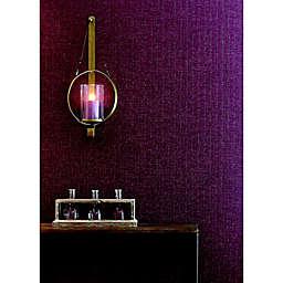 Arthouse Herringbone Non-Woven Wallpaper