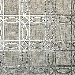 Arthouse Geo Kiss Foil Non-Woven Wallpaper