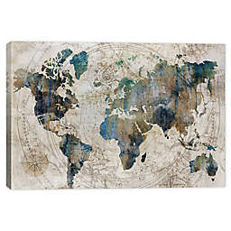 iCanvas Celestial Map Canvas Wall Art