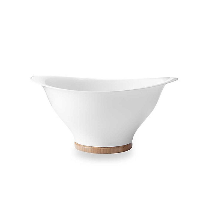Alternate image 1 for Quirky Ventu Strain and Serve Bowl