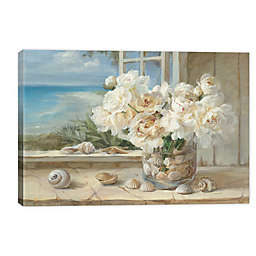 iCanvas By the Sea Canvas Wall Art