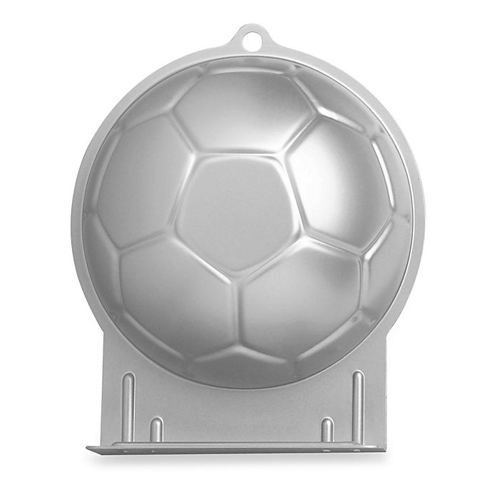 Alternate image 1 for Wilton® Soccer Ball Cake Pan