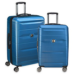 DELSEY PARIS Comete 2.0 Expandable Hardside Spinner Checked Luggage