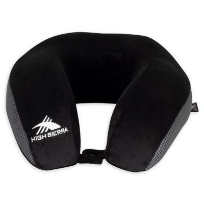 Memory Foam 4 Inch Travel Pillow in