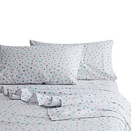 Marmalade™ Wish Upon a Star Flannel Standard Pillowcase in Purple