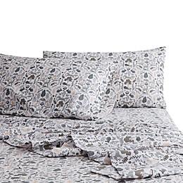 Marmalade™ Woodland Flannel Standard Pillowcase in Grey