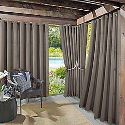 Sun Zero®Marlee Indoor/Outdoor Window Curtain Panel