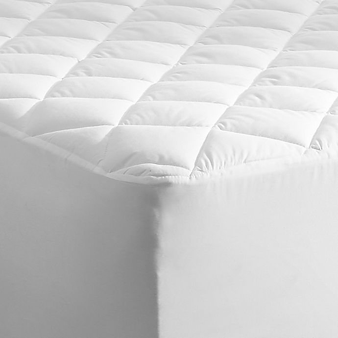 Alternate image 1 for Under The Canopy® Organic Cotton Mattress Pad