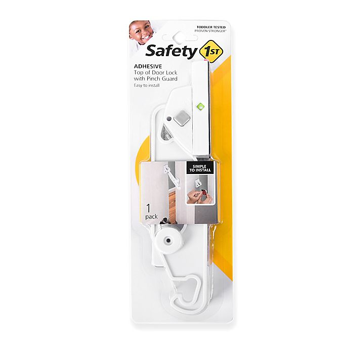 Alternate image 1 for Safety 1st® Door Knob Lock in White