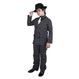 Gangster Child's Halloween Costume
