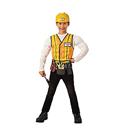 Construction Worker Child's Halloween Costume