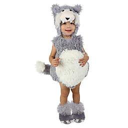 Size 6-12M Vintage Beau the Big Bad Wolf Infant Halloween Costume