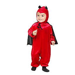 Size 2-3T Darling Devil Toddler Halloween Costume