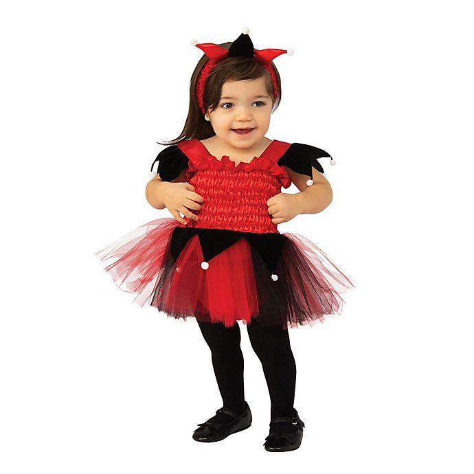 Alternate image 1 for Court Jester Toddler Halloween Costume
