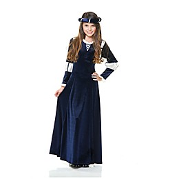 Country Maiden Child's Costume