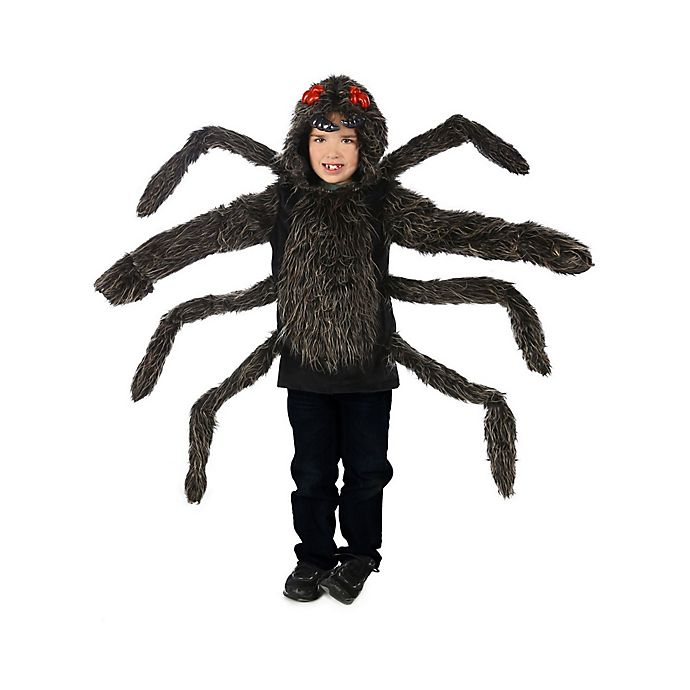 Alternate image 1 for Tarantula X-Large Child's Halloween Costume