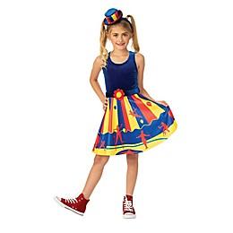 Circus Dress Child's Halloween Costume