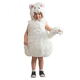 Snowball Kitty Infant Halloween Costume