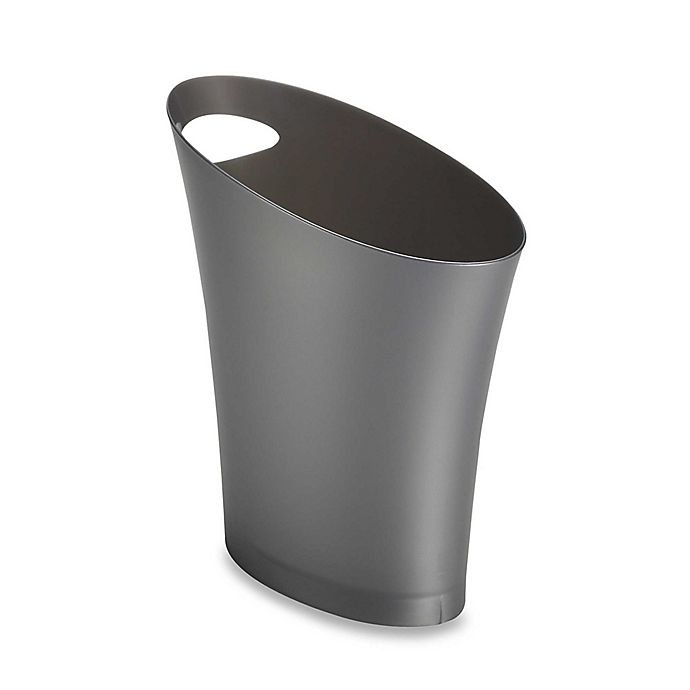 Alternate image 1 for Umbra® Skinny 2-Gallon Wastebasket