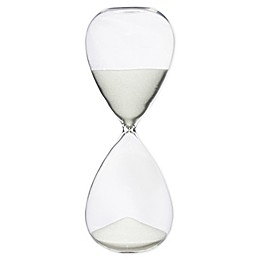 Bee & Willow™ Home 60 Minute Glass Sand Timer