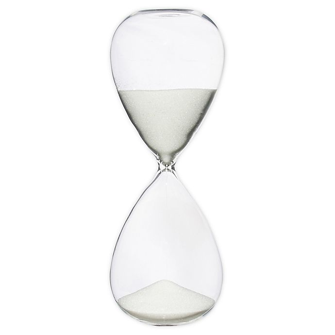 Alternate image 1 for Bee & Willow™ Home 60 Minute Glass Sand Timer