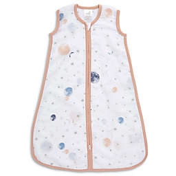 aden + anais® Essentials To The Moon Cotton Wearable Blanket in Pink