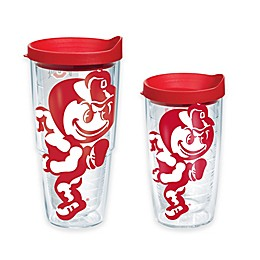 Tervis® Ohio State University Buckeyes Brutus Wrap Tumblers with Red Lid