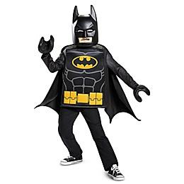 Batman Lego Movie Classic Small Child's Halloween Costume