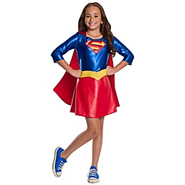 DC Super Heroes™ Supergirl Deluxe Child's Halloween Costume