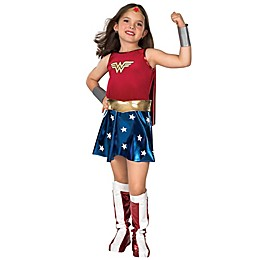 DC Comics™ Wonder Woman Deluxe Child's Halloween Costume