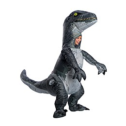 Jurassic World: Fallen Kingdom Velociraptor Inflatable Child's Halloween Costume