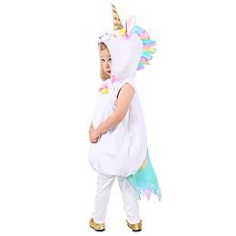 Pastel Unicorn Child's Halloween Costume