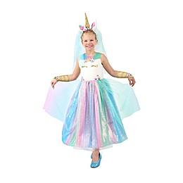 Lovely Lady Unicorn Child's Halloween Costume
