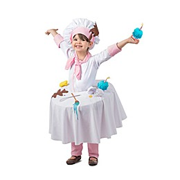 Messy Baker Table Top Child's Halloween Costume