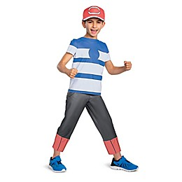 Pokémon Ash Ketchum Alolan Classic Child's Halloween Costume