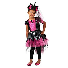 Dark Lady Unicorn Child's Halloween Costume