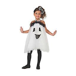 Ghost Tutu Dress Child's Halloween Costume