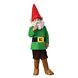 Garden Gnome Child's Halloween Costume