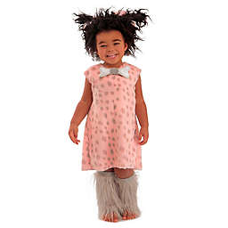 Cave Baby Child's Halloween Costume in Pink