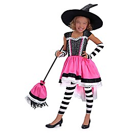 Luna the Witch Child's Halloween Costume